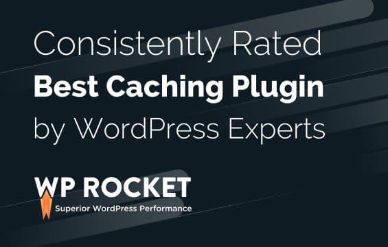 WP Rocket Speed Optimization