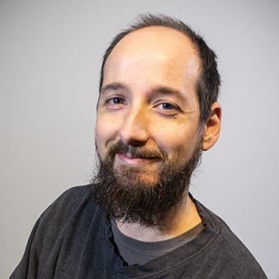 Dan Bochichio - Web Designer