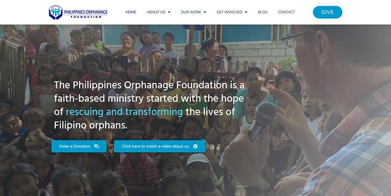 Philippinies Orphanage